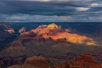 Photograph - Monsoon Light by David Cote