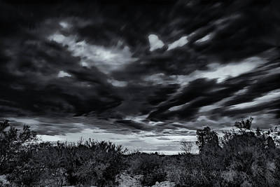 Mark Myhaver Rights Managed Images - Monsoon Mono h45 Royalty-Free Image by Mark Myhaver