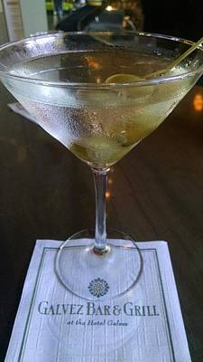 Martini Royalty-Free and Rights-Managed Images - Monster Martini by J L Hodges