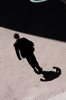 Photograph - Monster Of Shadows  by Jerry Cordeiro