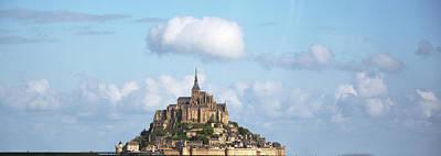 Photograph - Mont Saint Michel by Jerry Kalman