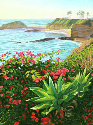 Painting - Montage Afternoon by Steve Simon