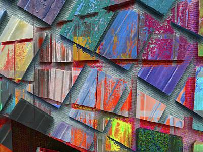 Digital Art - Montagio by Scott Steelman