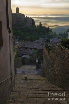 Montalcino City Original by Yuri Santin