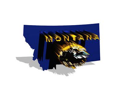 Montana 6a Art Print