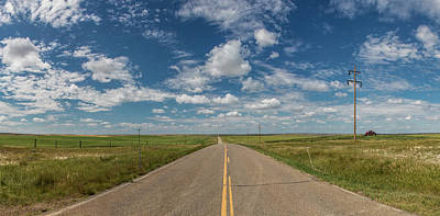Photograph - Montana Big Sky Country by John McGraw