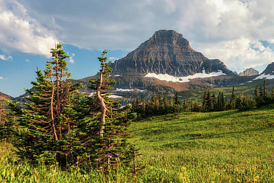 Photograph - Montana High Country by Rick Furmanek