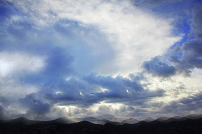 Photograph - Montana Late Afternoon Sky  by Jennie Marie Schell