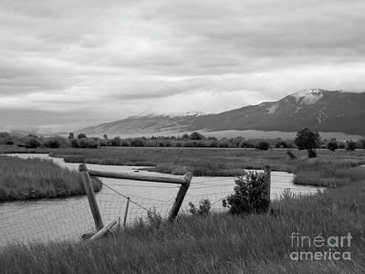 Photograph - Montana  by Robert Ball