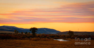 Photograph - Montana Skies by Idaho Scenic Images Linda Lantzy