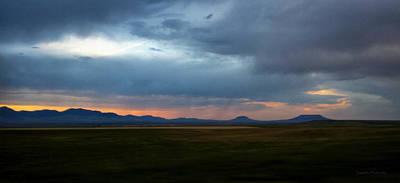Photograph - Montana Sky 3 by Susan Kinney