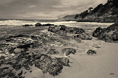Photograph - Montara Beach I Toned by David Gordon