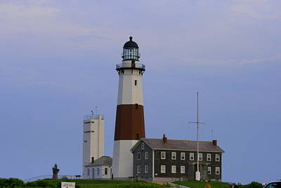 Photograph - Montauk Lighthouse by Christopher Kirby