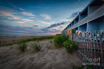 Photograph - Montauk Ocean Blue Hotel by Alissa Beth Photography