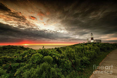 Photograph - Montauk Sunrise by Alissa Beth Photography