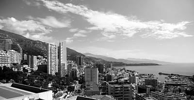 Photograph - Monte Carlo 2b by Andrew Fare