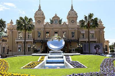 Photograph - Monte Carlo 4 by Andrew Fare