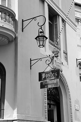 Photograph - Monte Carlo 7b by Andrew Fare