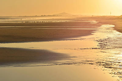 Photograph - Sunlit Beach by Marek Stepan