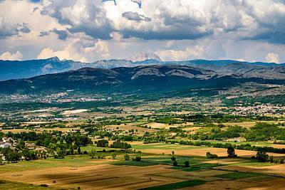 Photograph - Monte Velino by Randy Scherkenbach