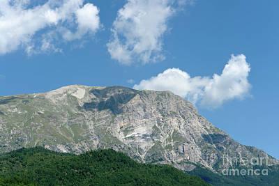 Photograph - Monte Vettore IIi by Fabrizio Ruggeri