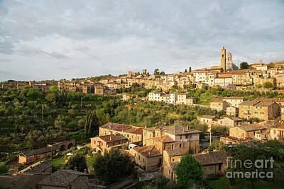 Photograph - Montepulciano by Yuri Santin