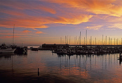 Photograph - Monterey Bay by Doug Davidson