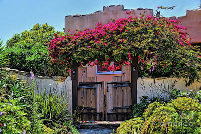 Photograph - Monterey Charm by Gina Savage