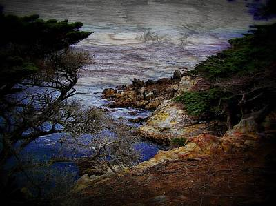 Photograph - Monterey Coast by Jen White