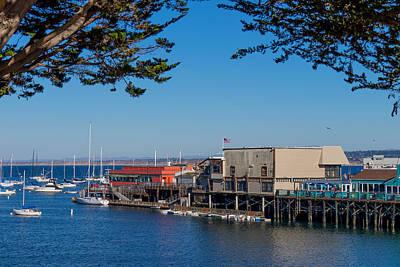 Photograph - Monterey by Derek Dean