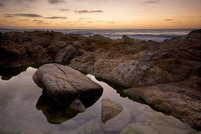 Photograph - Monterey Sunset by Mike Irwin