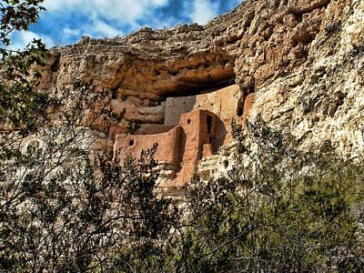 Photograph - Montezuma Castle by Judy Vincent