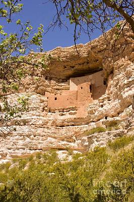 Photograph - Montezuma Castle by Sean Griffin