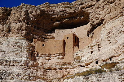 Photograph - Montezuma Castle by Tranquil Light Photography