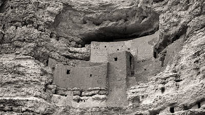 Montezuma's Castle Print by Joseph Smith