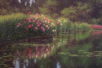 Montgomery Gardens Original by Barry DeBaun
