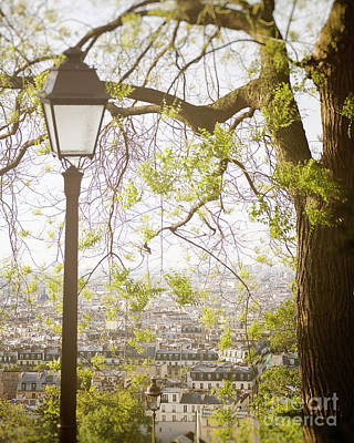 Photograph - Montmartre Sunrise by Ivy Ho