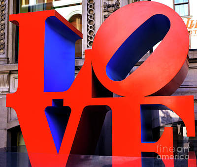 Photograph - Montreal Love by John Rizzuto