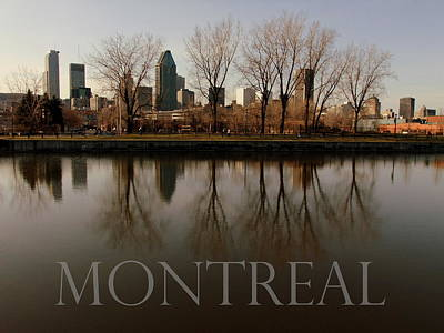 Montreal Art Print by Robert Knight