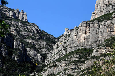 Photograph - Montserrat 1 by Andrew Fare