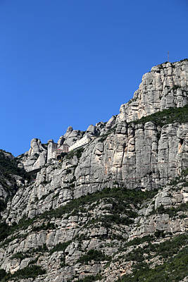 Photograph - Montserrat 2 by Andrew Fare