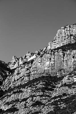 Photograph - Montserrat 2b by Andrew Fare
