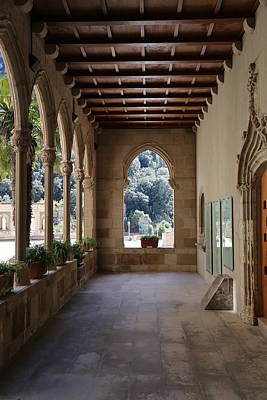 Photograph - Montserrat 4 by Andrew Fare