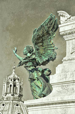 Photograph - Monument Guardian by JAMART Photography
