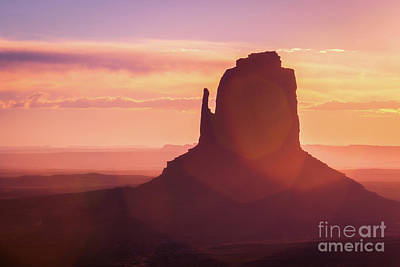 Photograph - Monument Sunrise by Anthony Michael Bonafede