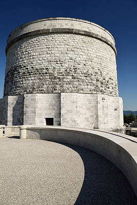 Photograph - Monument To The Fallen In World War I And Tomb Of 57,741 Soldier by Reimar Gaertner