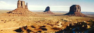 Photograph - Monument Valley 1 by Judy Kennedy
