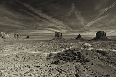 Photograph - Monument Valley 2 by Avril Christophe
