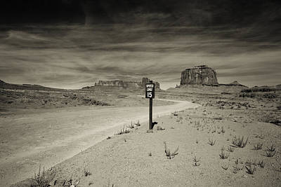 Photograph - Monument Valley 6 by Avril Christophe