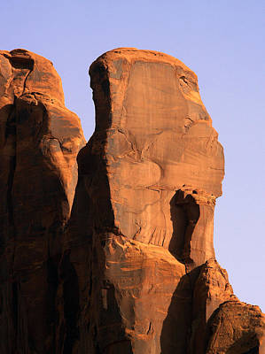 Photograph - Monument Valley 7 by Jeff Brunton